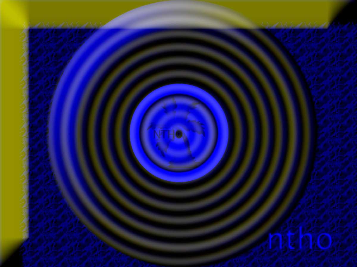 ntho - blue record